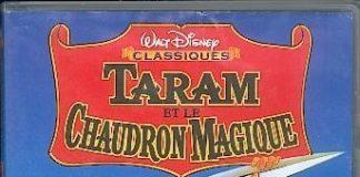 walt disney animation affiche taram chaudron magique poster black cauldron