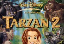 walt disney animation disneytoon studios affiche tarzan 2 enfance heros poster