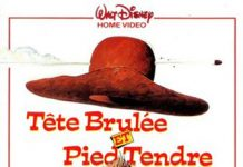 walt disney company walt disney pictures affiche tete brulee pied tendre poster hot lead cold feet