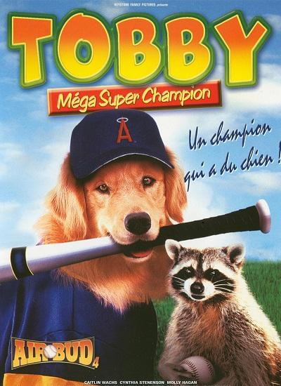 walt disney company walt disney pictures affiche tobby mega super champion poster air bud seventh inning fetch