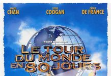 walt disney company walt disney pictures affiche tour monde quatre vingts jours poster around world 80 days