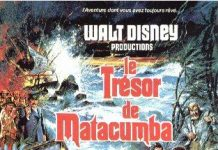 walt disney company walt disney pictures affiche trersor matacumba poster treasure matecumbe