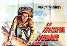 walt disney company walt disney pictures affiche troisieme homme montagne poster third man mountain