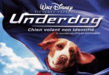 walt disney company walt disney pictures affiche underdog chien volant non identifie poster