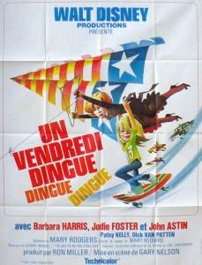 walt disney company walt disney picures affiche vendredi dingue dingue dingue poster freaky friday