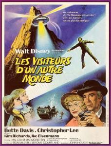 walt disney company walt disney pictures affiche visiteur autre monde poster return witch mountain