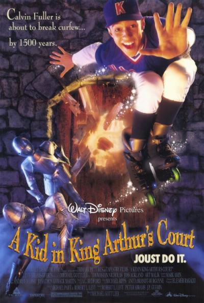 walt disney company walt disney pictures affiche visiteur roi arthur poster kid king arthur court