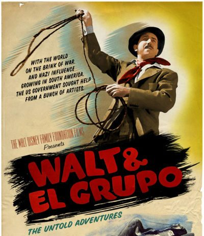 walt disney company walt disney pictures affiche walt grupo poster