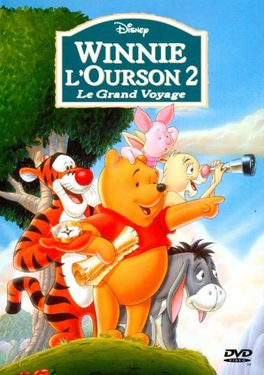 walt disney animation disney toon studios affiche winnie ourson 2 grand voyage poster winnie pooh grand adventures search christopher robin