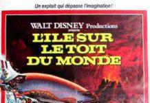 walt disney company walt disney picrtures affiches ile toit monde poster island top world