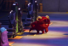 bob gunderson personnage character monstres academy monsters university