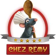 Pixar Disney Channel chez remy