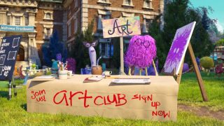 club art personnage character monstres academy monsters university