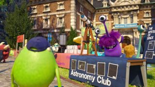 club astronomie  personnage character monstres academy monsters university