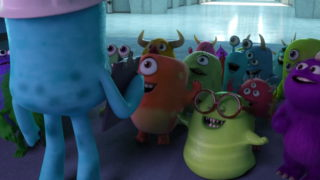 emmet personnage character monstres academy monsters university