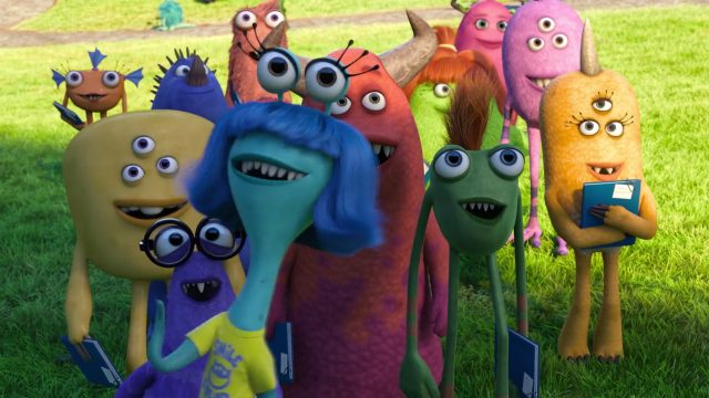 fay personnage character monstres monsters academy university disney pixar