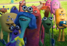 fay personnage character monstres academy monsters university