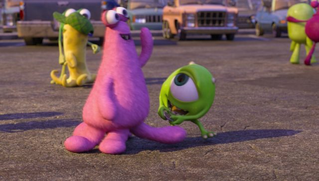 helley personnage character monstres monsters academy university disney pixar