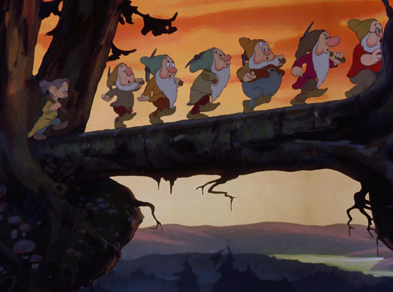 Blanche Neige Et Les Sept Nains Disney Planet