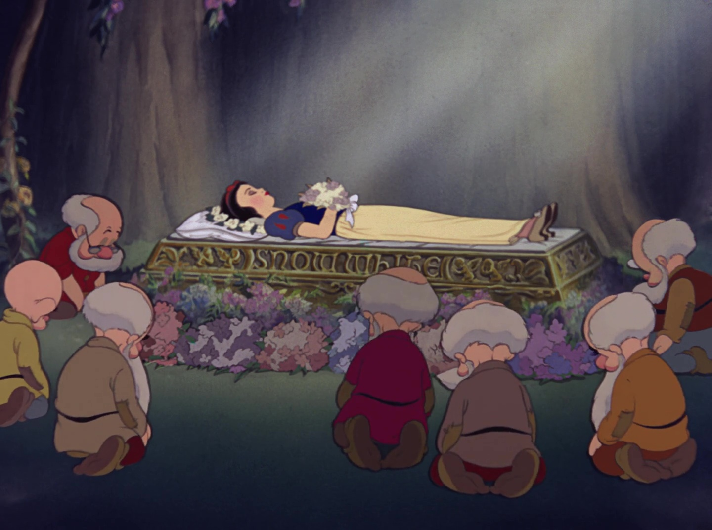disney animation blanche-neige sept nains snow white seven dwarfs