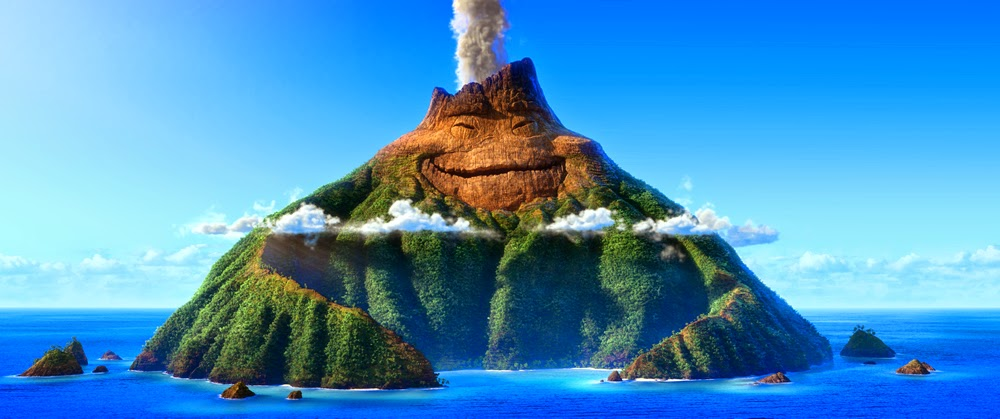 Pixar Disney Picture image lava