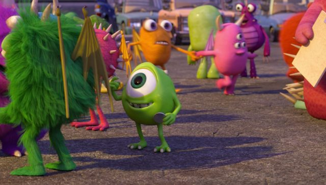jeremy personnage character monstres academy monsters university disney pixar