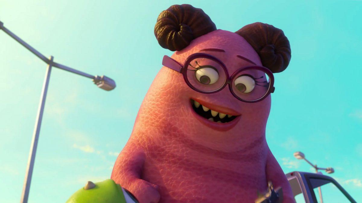 karen graves personnage character monstres academy monsters university disney pixar