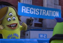 kay personnage character monstres academy monsters university
