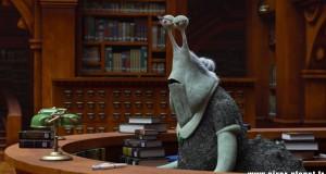 Pixar Disney Monstres Academy Monsters University margaret gesner
