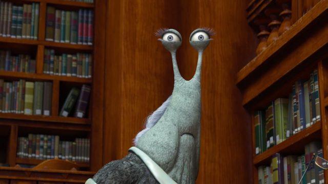 margaret gesner personnage character monstres academy monsters university disney pixar