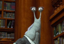 margaret gesner librain bibliothecaire personnage character monstres academy monsters university