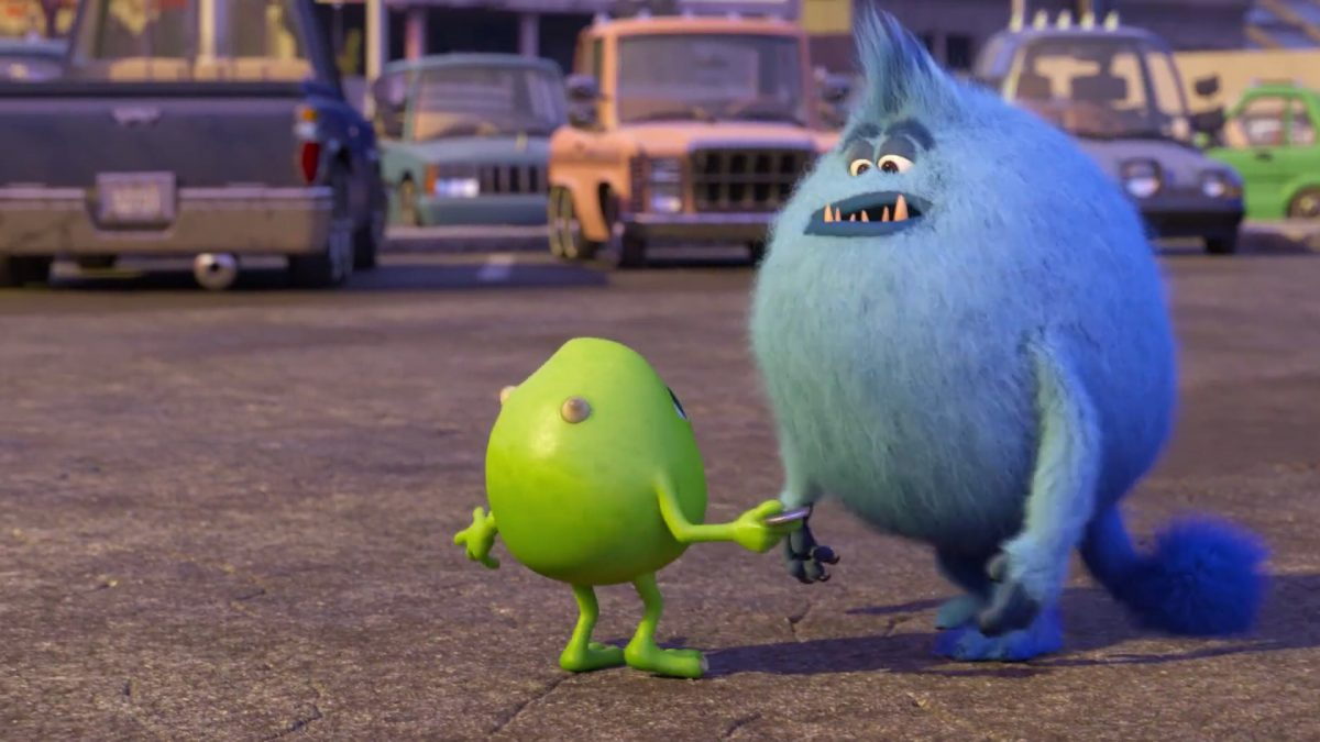 russell personnage character monstres academy monsters university disney pixar
