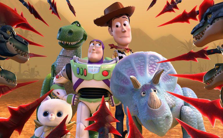 "Des images de ""Toy Story That Time Forgot"" !"