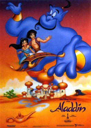 Affiche Aladdin Disney Poster