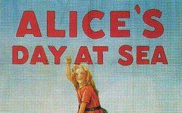 affiche alice comedies alice day at sea walt disney animation studios poster