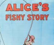 affiche alice comedies alice fishy story walt disney animation studios poster
