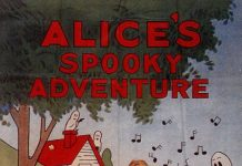 affiche alice comedies alice spooky adventure walt disney animation studios poster