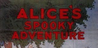affiche alice comedies alice spooky adventure walt disney animation studios poster