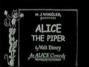 affiche alice comedies alice the pipers Alice solves the puzzle
