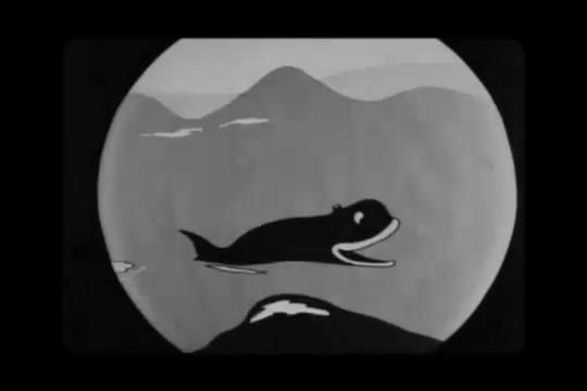 affiche alice comedies alice the whaler walt disney animation studios poster