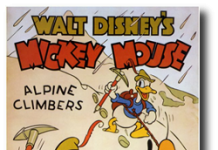affiche alpisteswalt disney animation studios poster alpine climbers