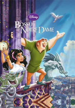 Affiche Le bossu de Notre-Dame Disney Poster Hunchback