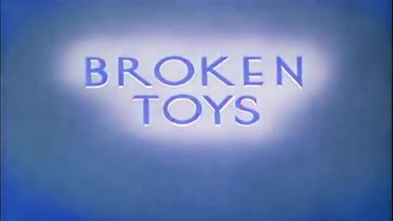 affiche poster broken toys disney silly symphony