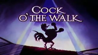 affiche poster cock walk disney silly symphony