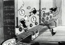 affiche diffusion maison walt disney animation studios poster barnyard broadcast