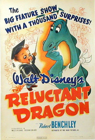 Disney affiche-dragon-recalcitrant