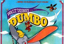 Affiche Dumbo Disney Poster