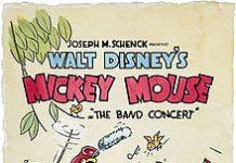 affiche fanfare walt disney animation studios poster band concert