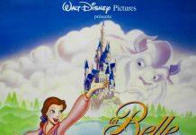 1991 disney affiche poster la belle et la bête beauty and the beast