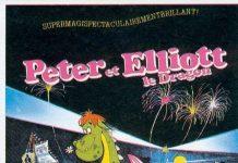 disney peter pete dragon elliott affiche poster